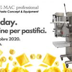 Open Day E-MAC Macchine per Pastifici 2020