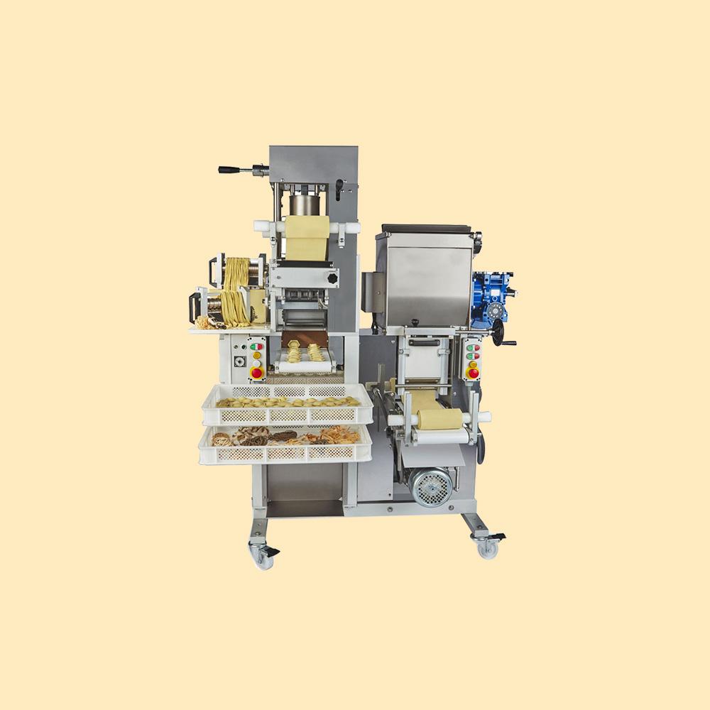 Macchina combinata automatica per pasta fresca Magnifica 160