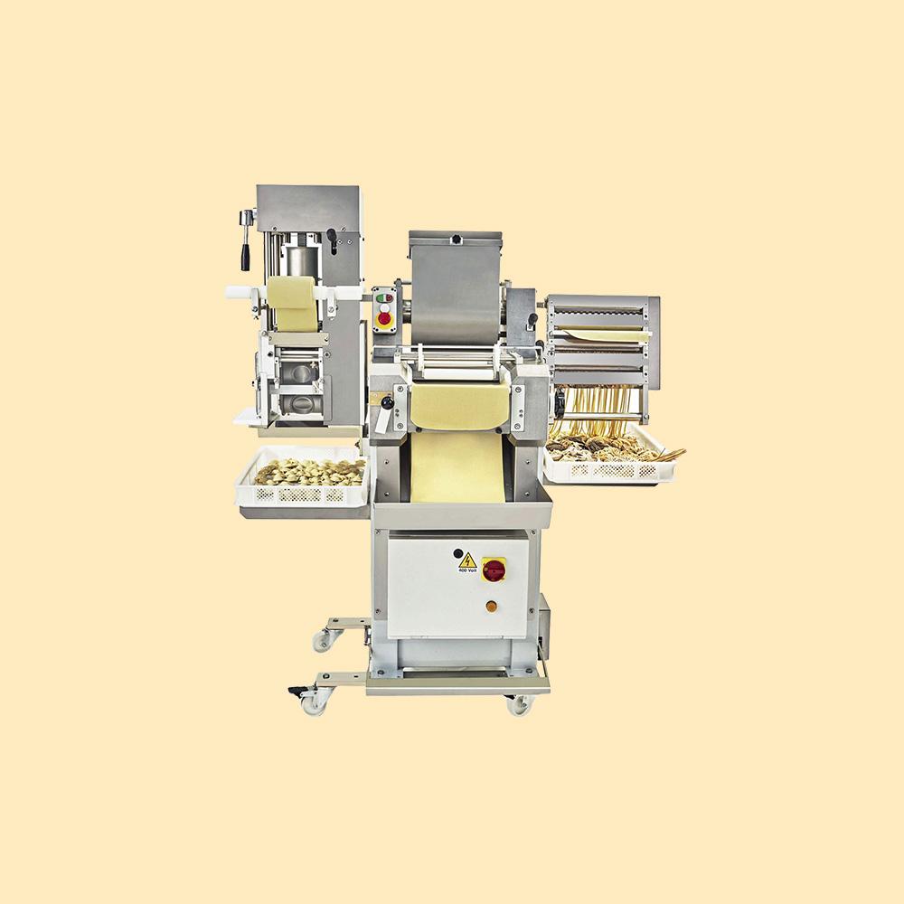 Macchina combinata semi-automatica per pasta fresca Magnifica 120